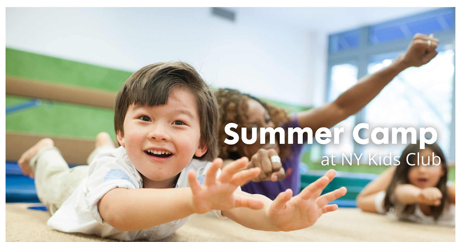 Summer Camp - Now Enrolling