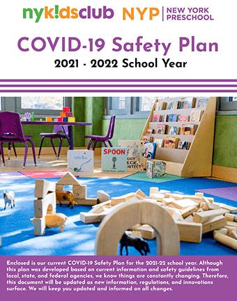 NY Kids Club COVID-19 Safety Plan2021 - 2022 School Year